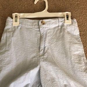 Other - Boys seersucker shorts